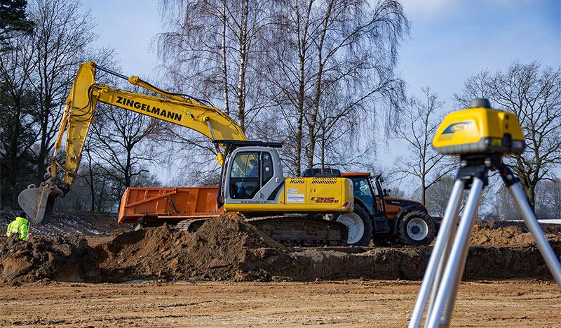 Erdbau - Zingelmann GmbH in Trittau