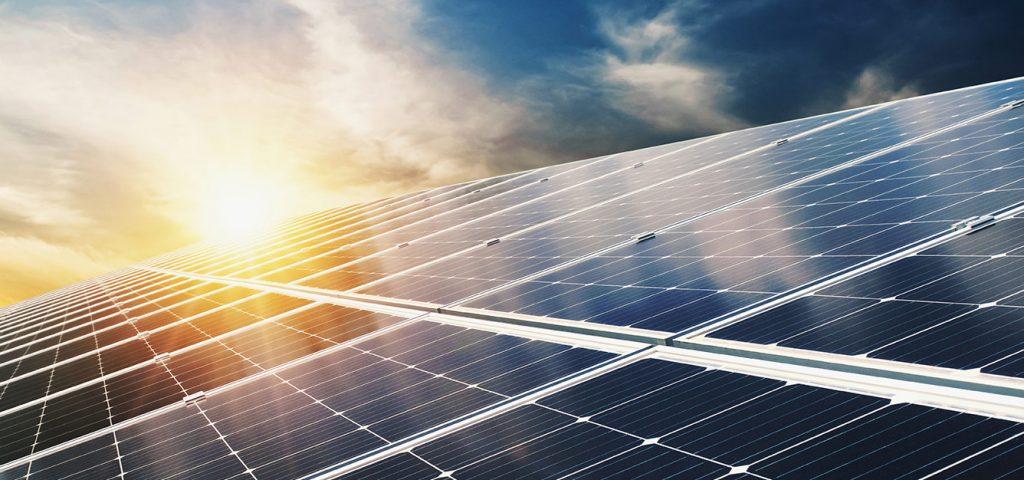 Photovoltaik Anlage zur CO² Einsparung